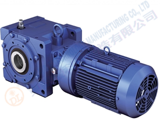 Worm Geared Motors RVS 22Kw ratio 20:1