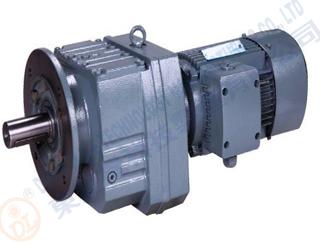Động cơ giảm tốc mặt bích 0.37kw 1/40000